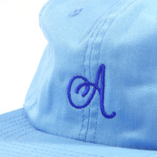 Alltimers Classic A Strap Hat - Baby Blue