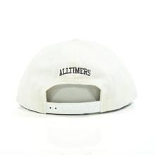 Alltimers Cool Runnings Ebbets Snapback Hat - White