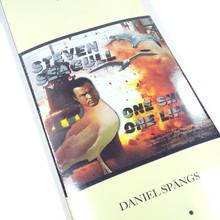 "Sour Spangs Steven Seagull Skateboard Deck - 8.25"""