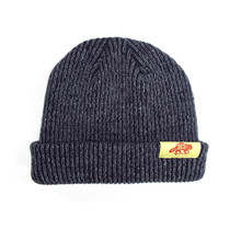 DCS Dockwear Cuffed Ribbed Beanie - Black