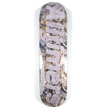 Alltimers Pearls Logo Skateboard Deck - 8""