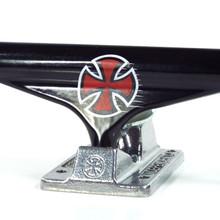 Independent Stage 11 Hollow Kremer Skateboard Trucks - Speed Black/Silver