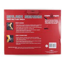 Triple 8 Saver Series High Impact Pad 3-Pack