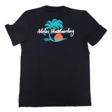 Adidas Island Skate T-shirt - Black