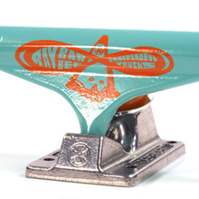 Independent Ray Barbee Hollow Stage 11 Standard Trucks - Light Blue/Silver