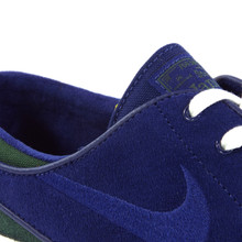 Nike SB Zoom Stefan Janoski Shoes - (Yacht Club) Red Crush/Blue Void-White-Midnight Green
