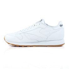 Reebok Classic Leather Shoes - White/Gum