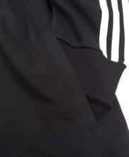 Adidas Crnerd HD Hooded Sweatshirt -  Black/White/Black Reflective