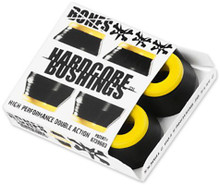 Bones Hardcore Medium Yellow/Black Bushings