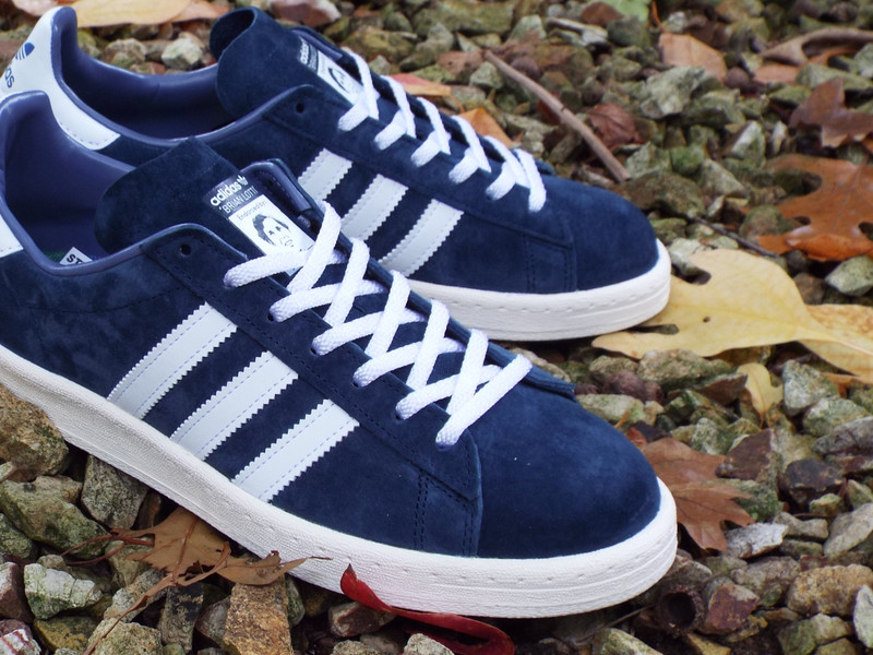 Adidas Skateboarding X Brian Lotti Campus 80's is here!