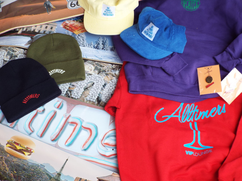 Alltimers Spring 2018 Goods Out Now!