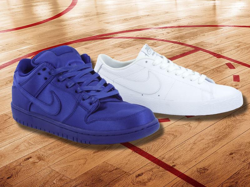 NBA x Nike SB pack now ready for the season!