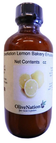 Lemon Emulsion