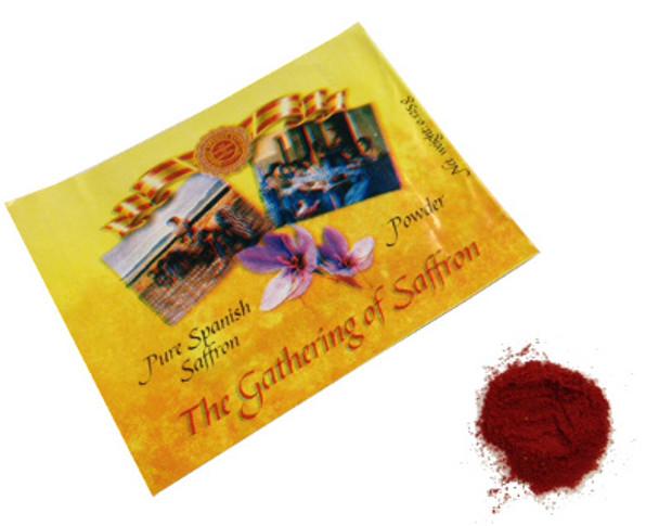 Saffron Powder, Spanish