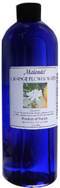 Orange Flower Water by Malandel (French)