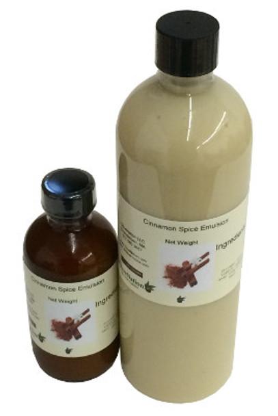 Cinnamon Spice Emulsion