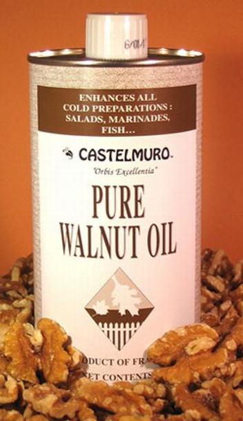 Walnut Oil 16.9 oz (500 ml)