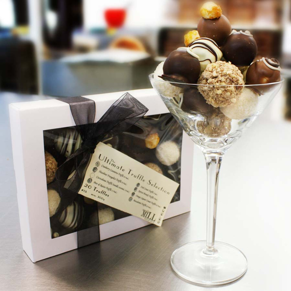 The Ultimate Truffle Selection