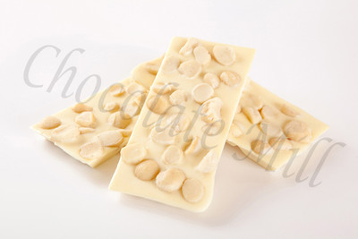 White Macadamia Bar