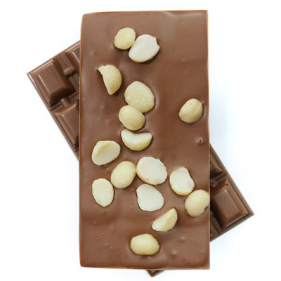Macadamia sugar free milk bar (Diabetic friendly)