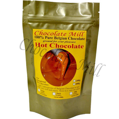 Dark Hot Chocolate (200g)