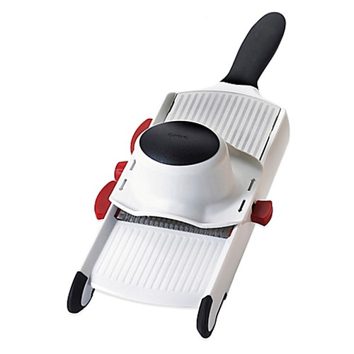 Cuisipro Handheld Surface Glide Technology Mandoline