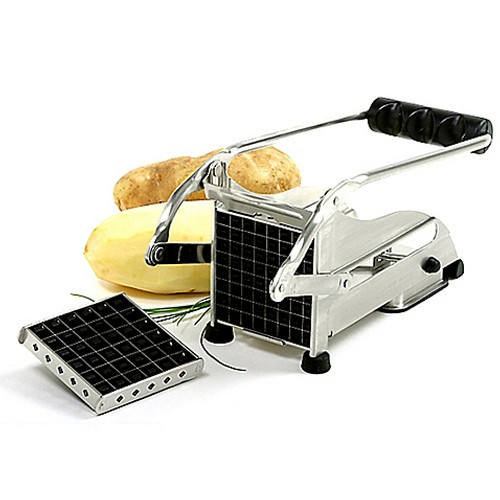 Norpro® Commercial French Fry Cutter in Black/Silver