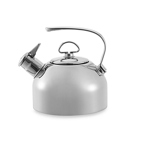 Chantal® 1.8-Quart Stainless Steel Tea Kettle