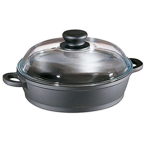Berndes® Tradition Nonstick 11.5-Inch Covered Sauté Casserole