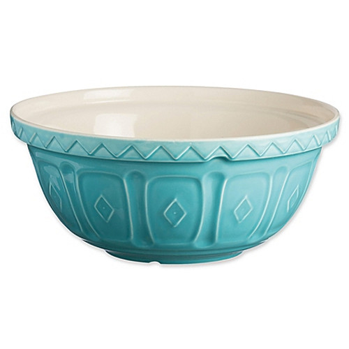 Mason Cash® S18 2.8 qt. Mixing Bowl in Turquoise