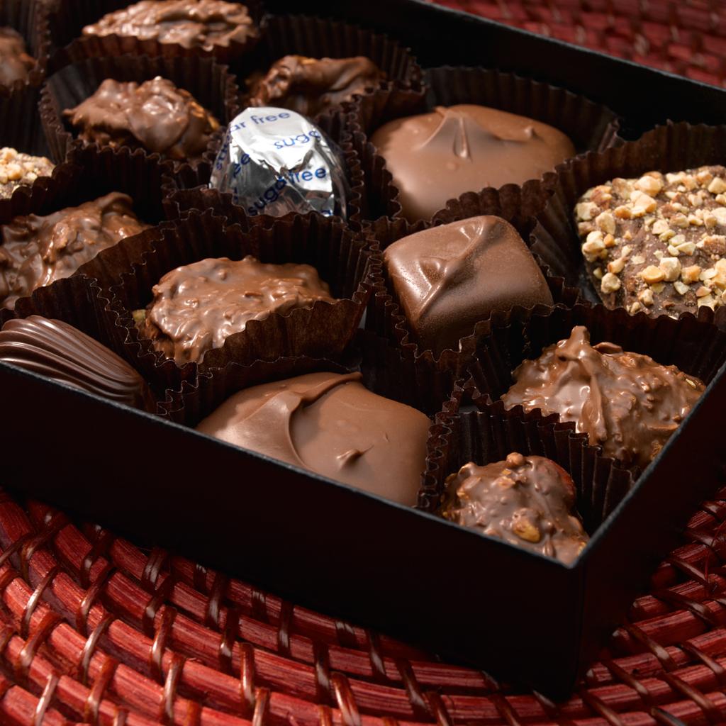 Assorted Sugar Free Chocolates