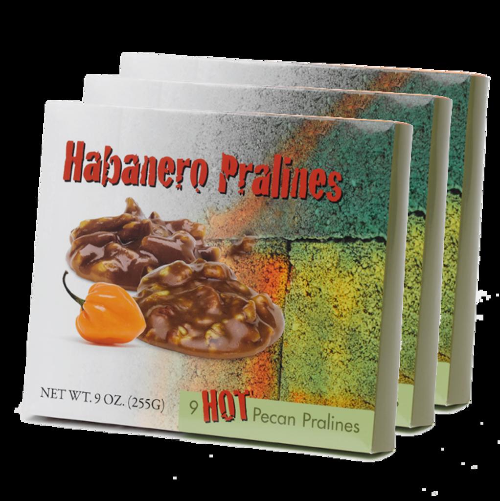 Habanero Pralines - Case of 12