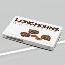 Milk Chocolate Longhorn Gift Box