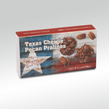 2 Piece TX Flag Praline Box
