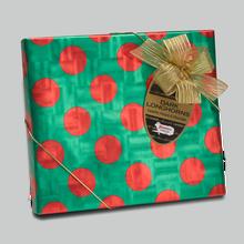 Dark Chocolate Longhorns Holiday Gift Box