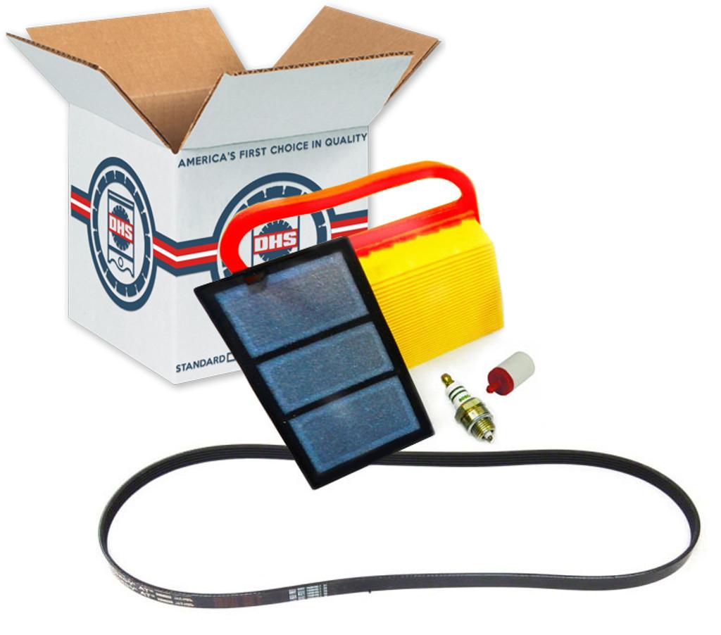 Air & Fuel Filter, Spark Plug & Belt | Stihl TS420