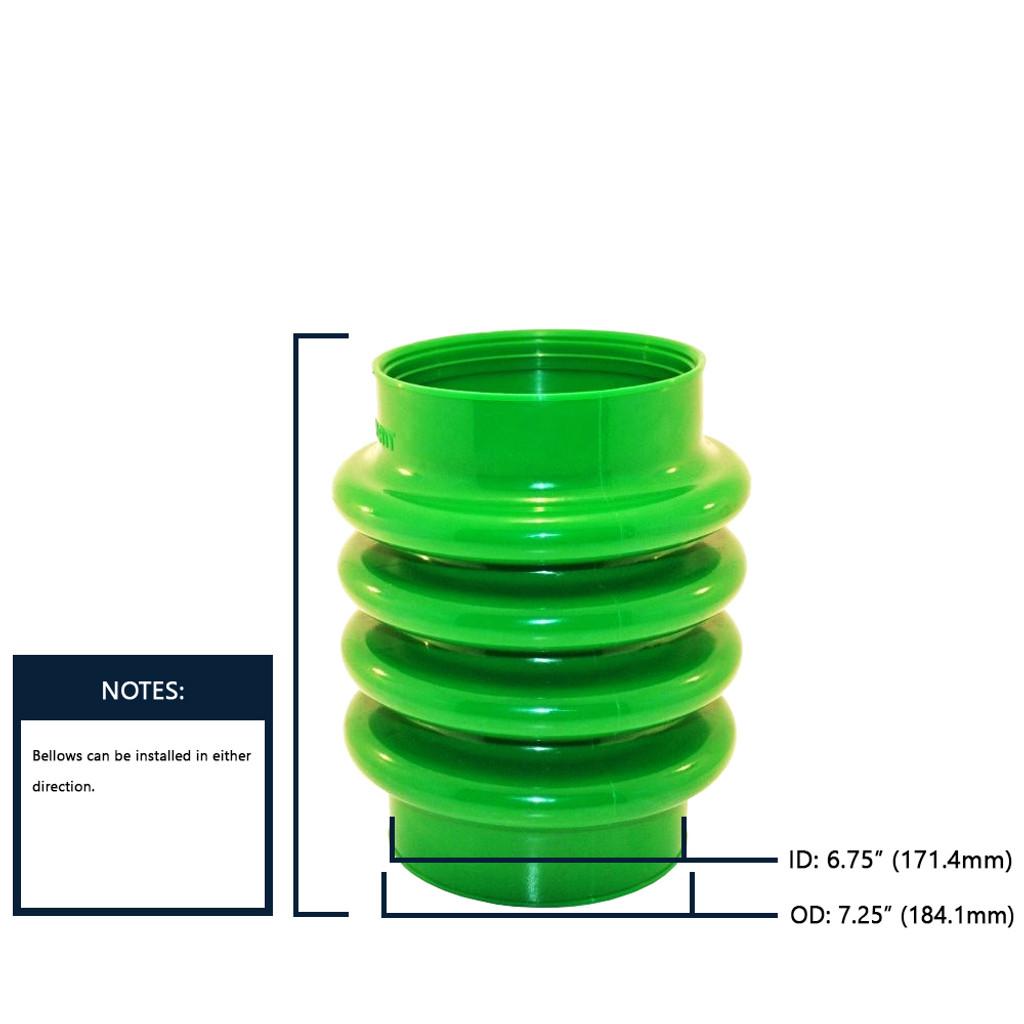 Bellows Kit   Wacker BS60-2, BS60-2i, BS60-4   1006882, 5001006882