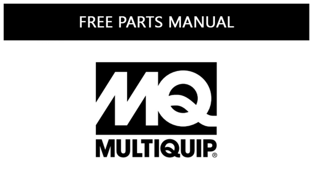 Parts Manual | Whiteman WM700 Series | Free Download - DHS Equipment