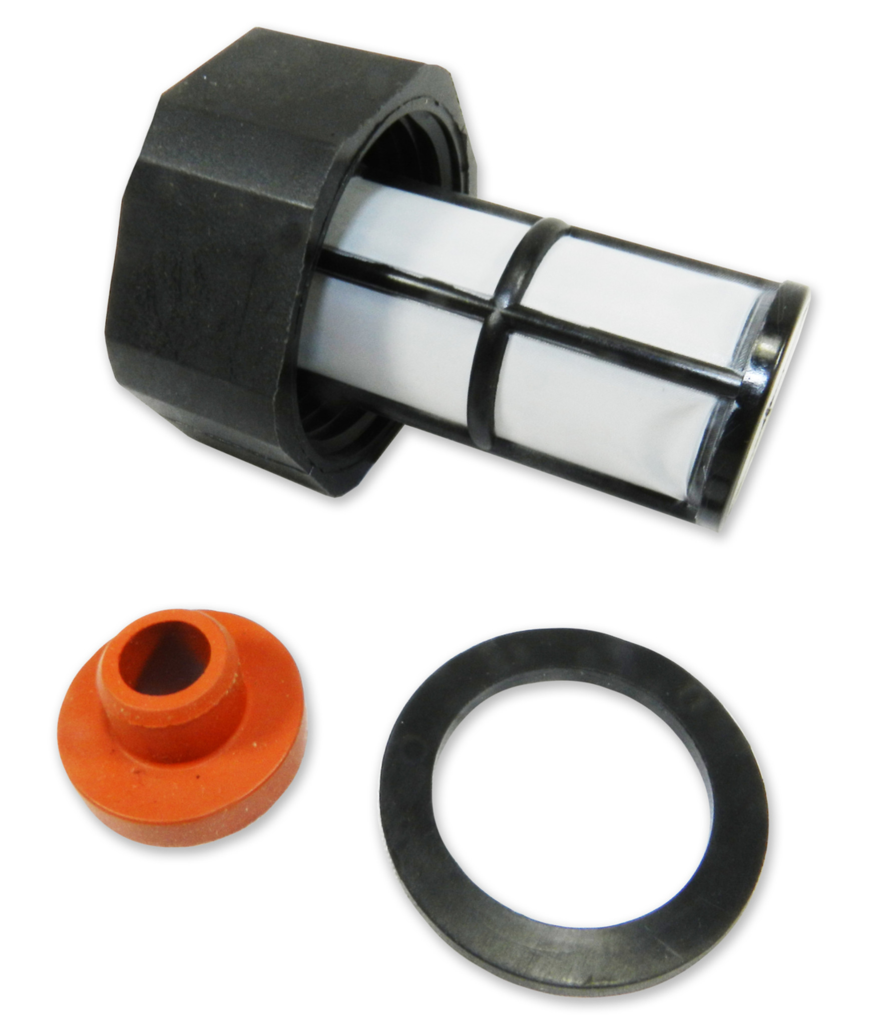 Fuel Filter with Bushing | Wacker S50-2, BS50-2i, BS50-4, BS500, BS52Y,  BS60-2i, ...