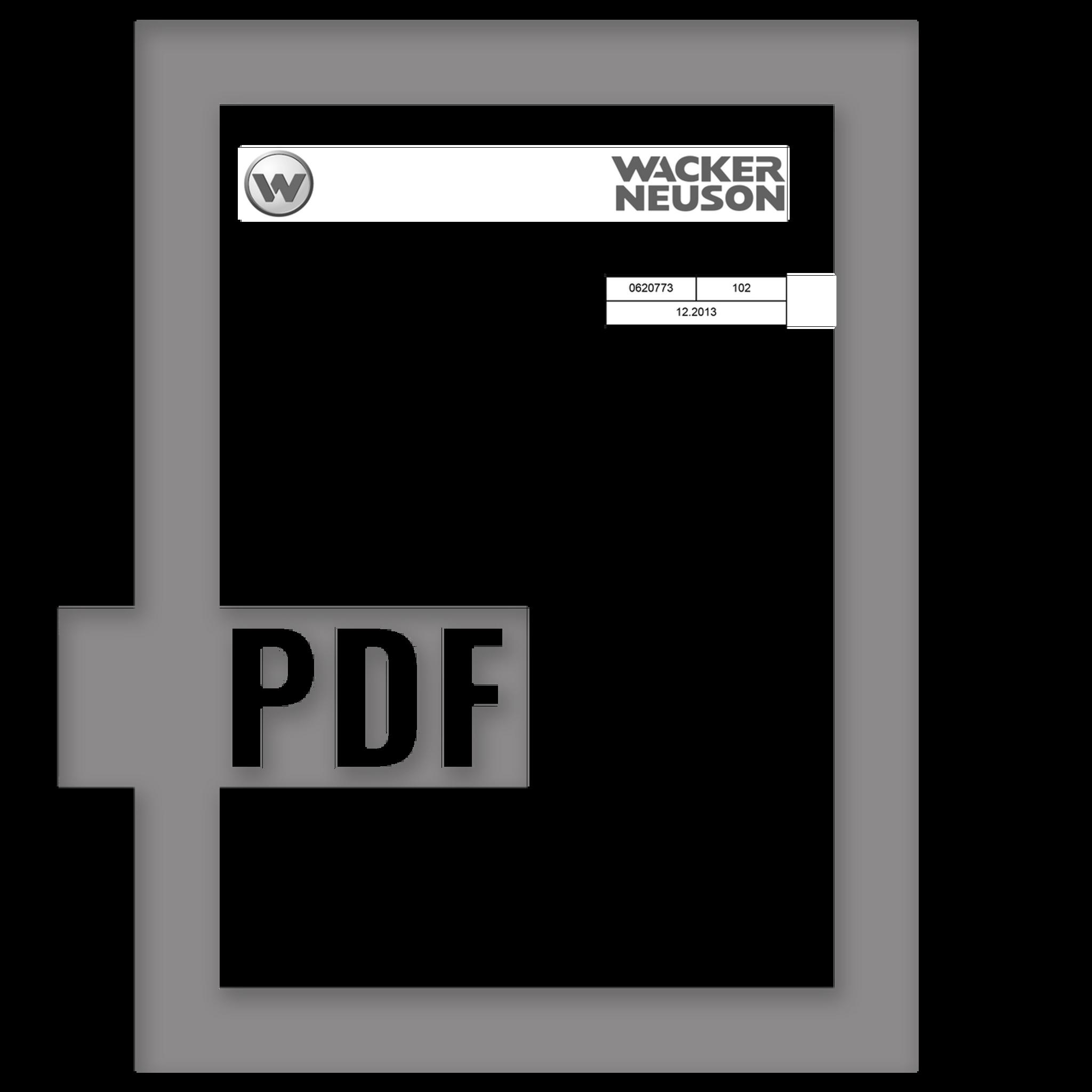 parts manual pdt3a item 0620773 rev 102 free download dhs rh stores dhsequipmentparts com wacker neuson rd12a parts manual Wacker Neuson Parts Diagram 6055