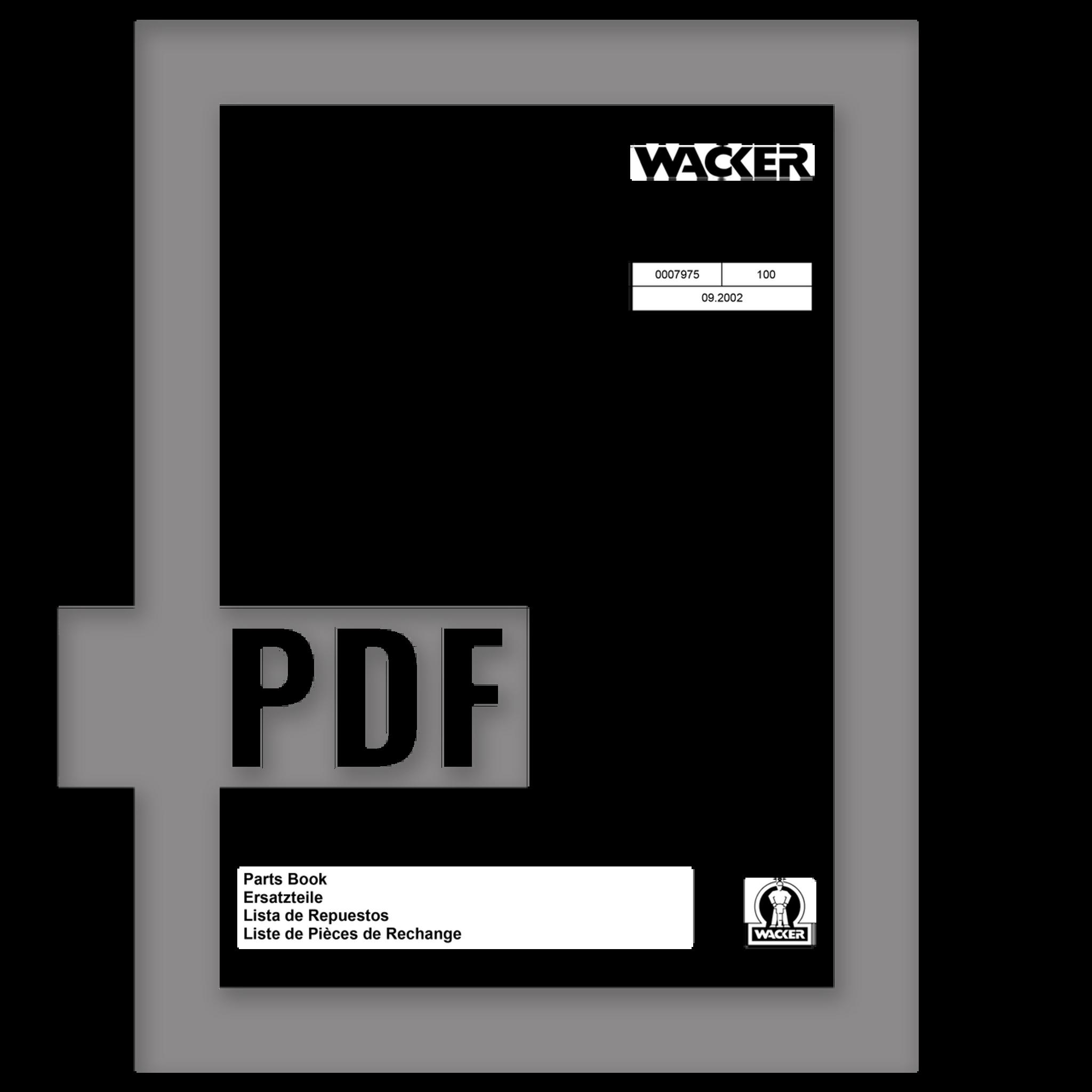 Parts Manual | BTS1035 - Item: 0007975, REV 100 | Free Download