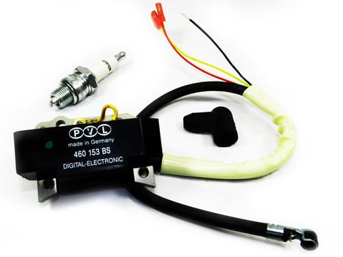 Ignition Coil | Wacker BS500oi, BS600oi, BS700oi | 0154037, 5000154037
