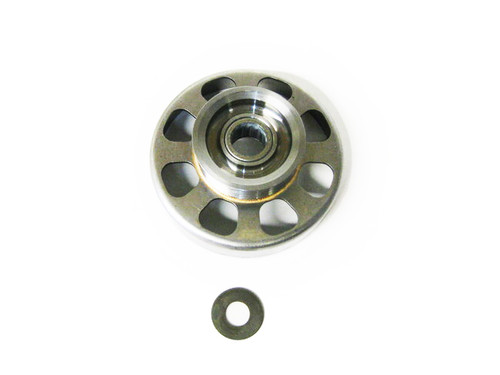 Clutch Drum Pulley - Needle Cage Bearing Style | Husqvarna K750 and K760 | 506 37 83-03