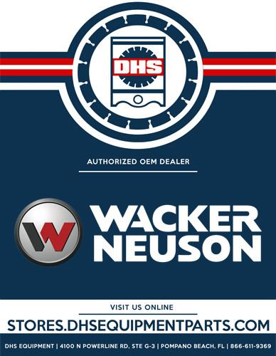 0013002 Wacker SCREW M12 X 25 HX.HD.