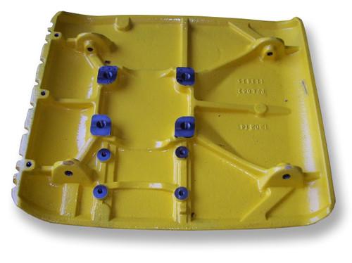 50CM Machined Baseplate | Wacker WP1550 | 0115587, 5000115587