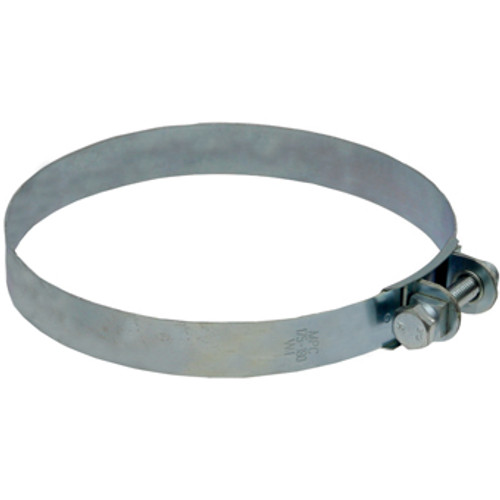 Clamp for 1006882 Bellows | Wacker BS60-2, BS60-2i, BS60-4, BS60-4AS, BS70-2i, DS70, MS52, MS62, MS64 | 0165078, 5000165078