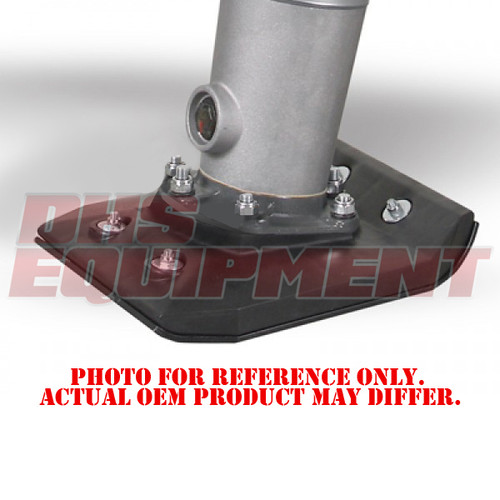 "6"" Plastic Rammer Shoe | Wacker BS45Y, BS52Y, ES52Y | 0089110, 5000089110"