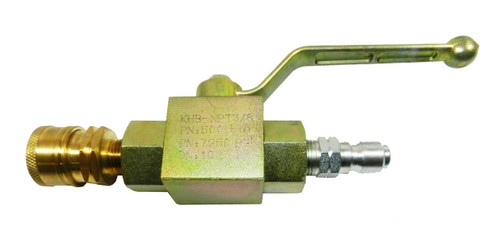 Ball Valve for Whirl-a-Way's | BE Pressure | ABV038-BKH