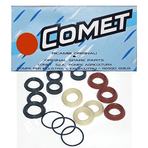 Comet ZW Series 15mm Pump Seal Kit | Comet | 5019.0064.00