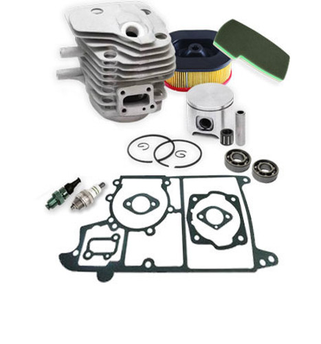 Complete Nikasil Cylinder Overhaul Kit, Active II, Active III, | K650, K700 | 506 09 92-12